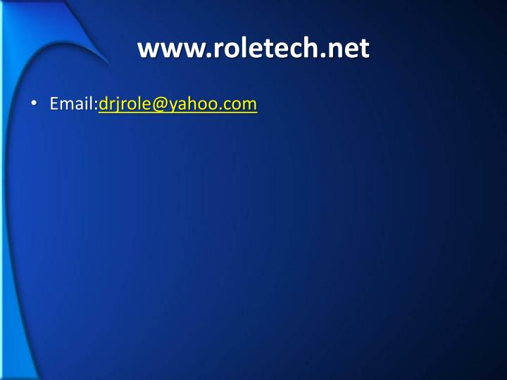 www.roletech.net