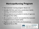 maricopanursing program