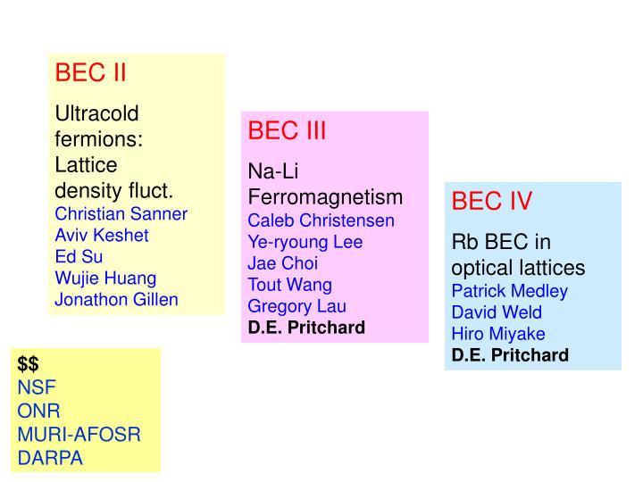 BEC II
