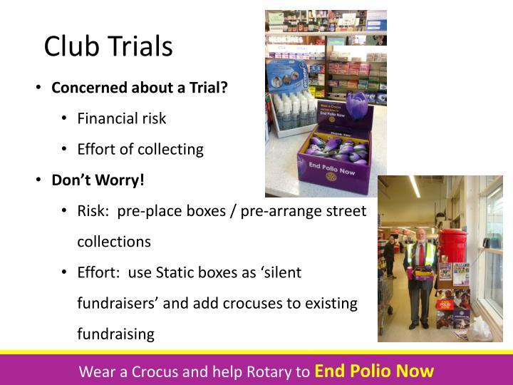 Club Trials