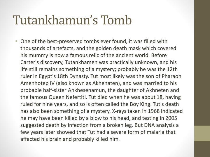 Tutankhamun's