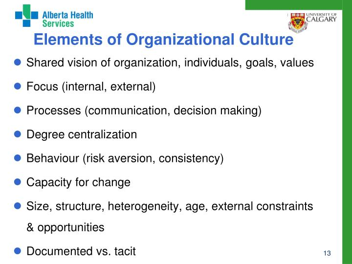 organizational culture and communication To improve organizational culture and communication, a culture change must take place, and an interpersonal style of communication is a critical ingredient providing a culture of openness and interpersonal relationships will create an environment of trust and the ability to rid the organization of its dysfunctional ways, thus providing a true.