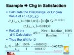 example chg in satisfaction4