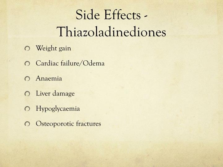Side Effects -