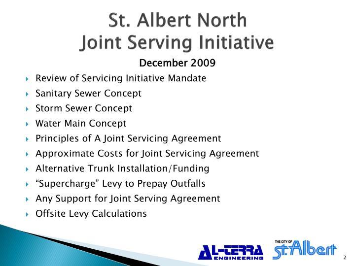 St. Albert North