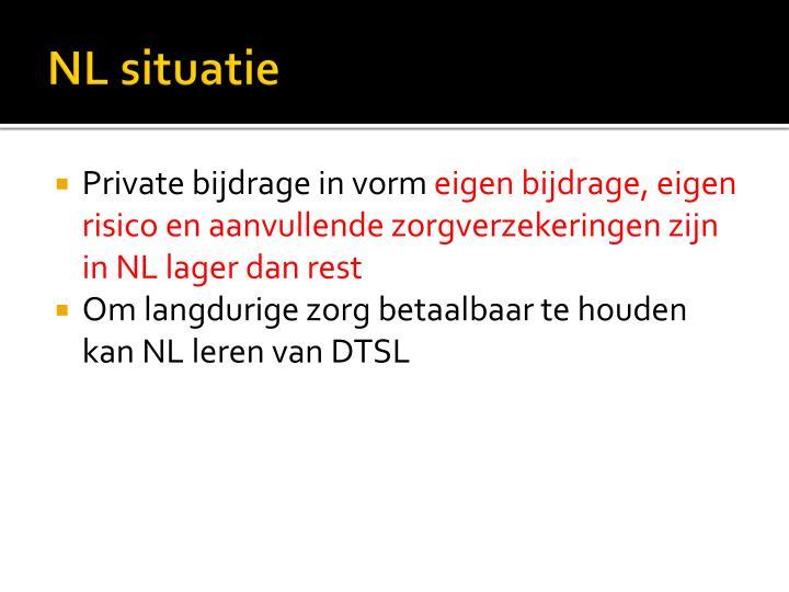NL situatie