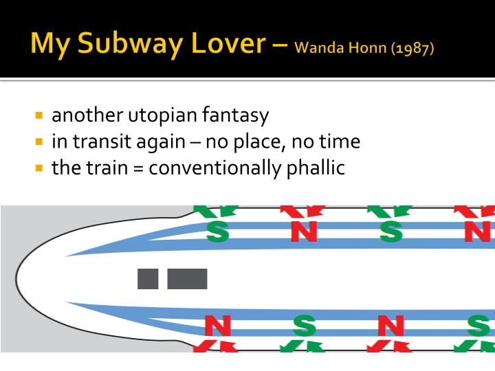 My Subway Lover –