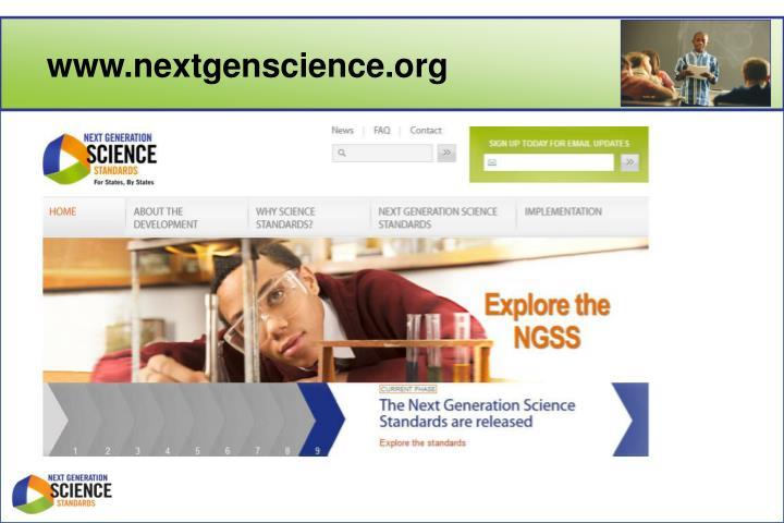 www.nextgenscience.org