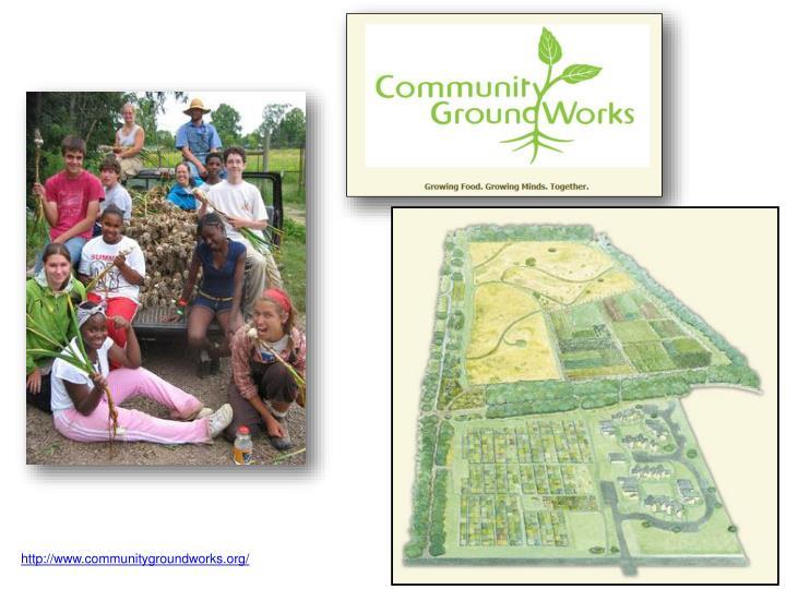 http://www.communitygroundworks.org