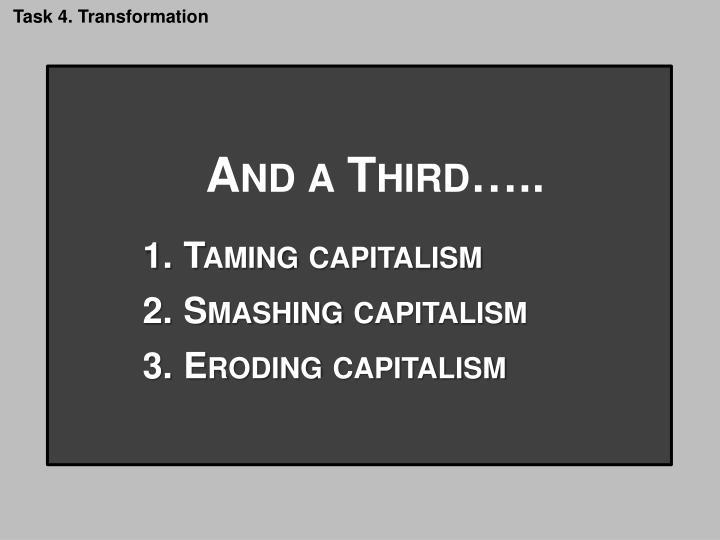 Task 4. Transformation