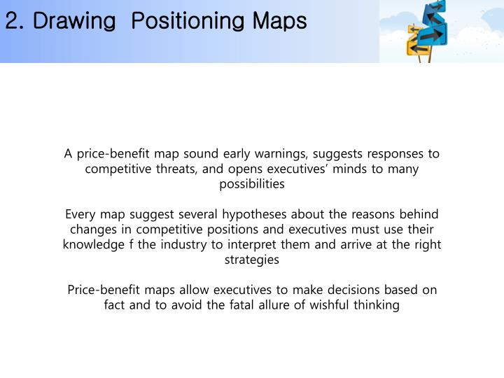 mapping your competitive position Mapping enables innovators to visually represent their plans from high  in a competitive position five or ten years out what are your.
