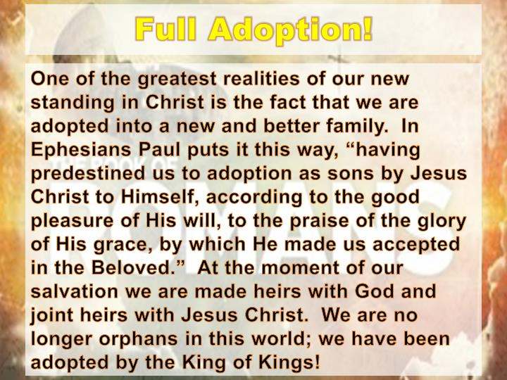 Full adoption