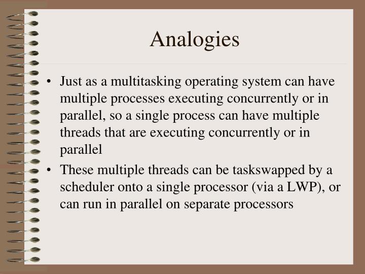Analogies