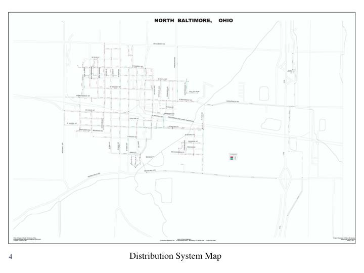 Distribution System Map