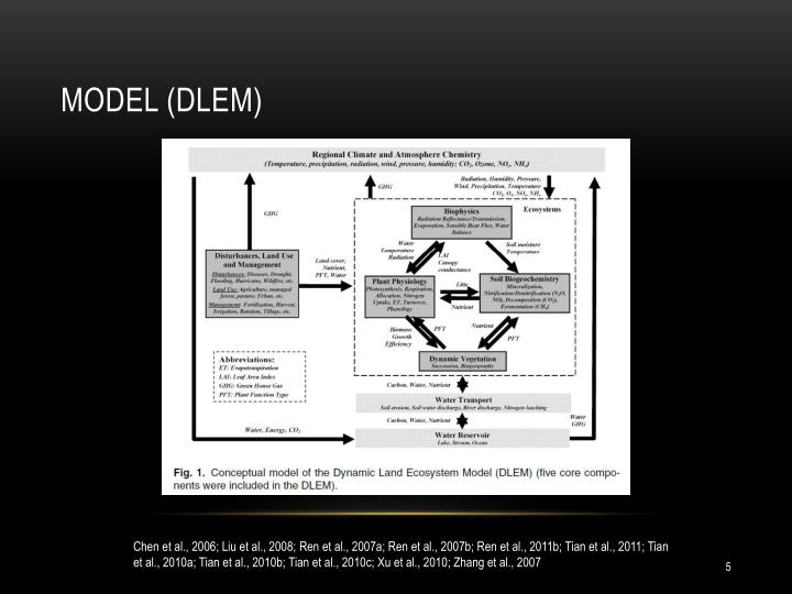 Model (DLEM)
