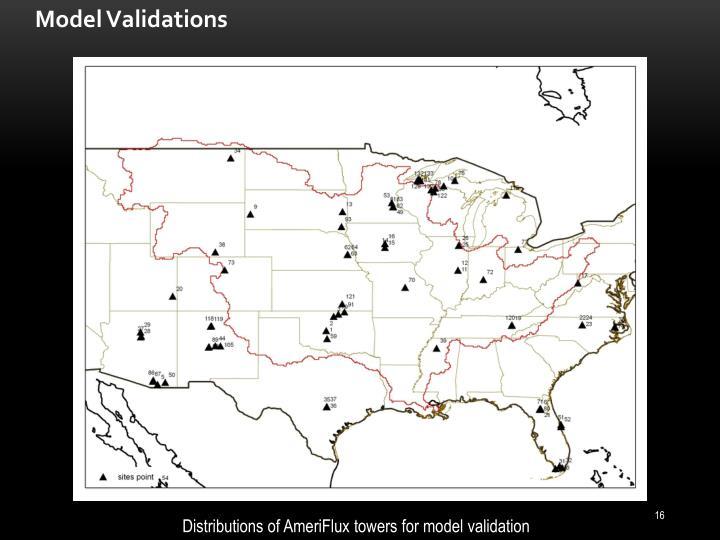 Model Validations