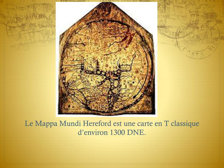 Le Mappa
