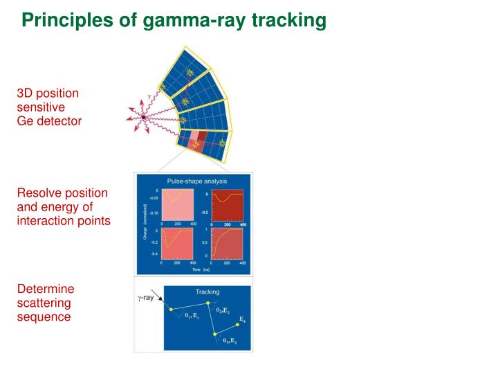 Principles of gamma-ray tracking