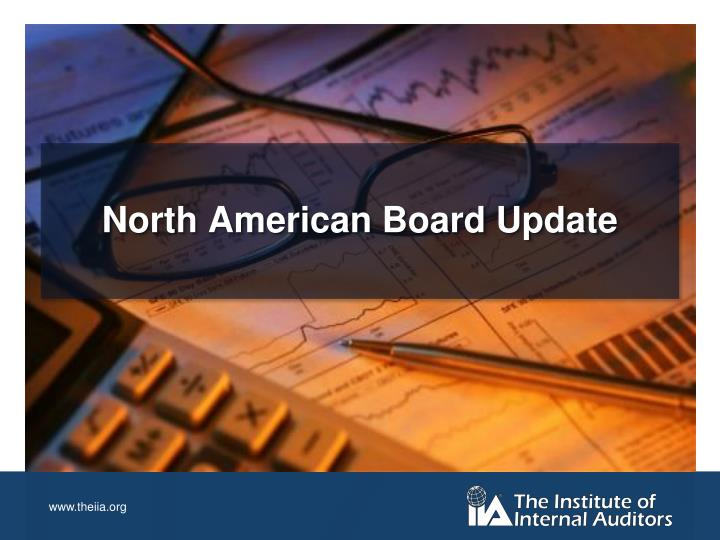 North american board update