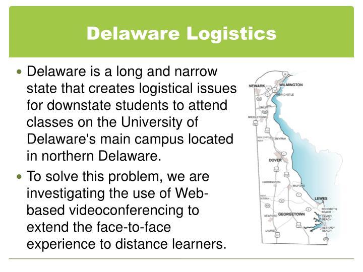 Delaware Logistics