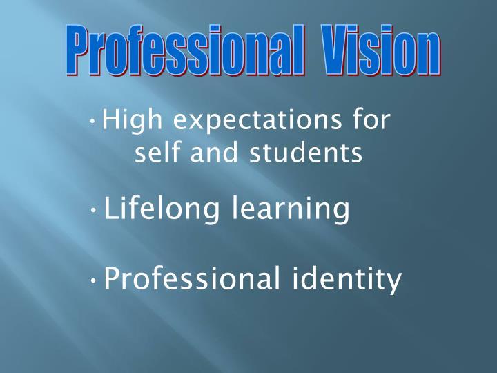 Professional  Vision
