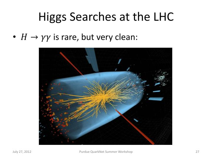 Higgs Searches at the LHC