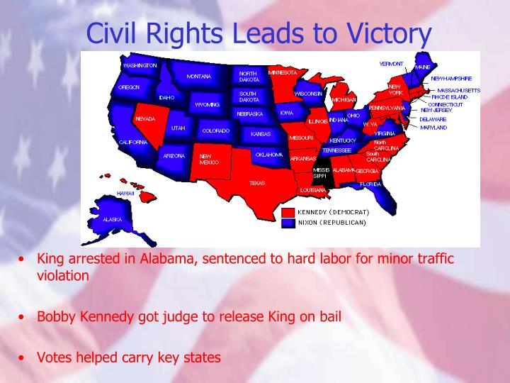 Civil Rights Leads to Victory