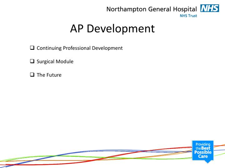 AP Development