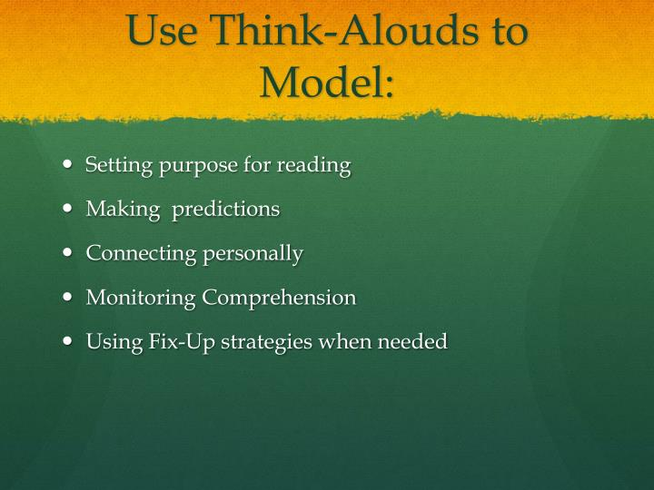 Use Think-