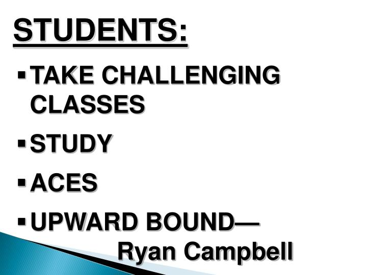 STUDENTS: