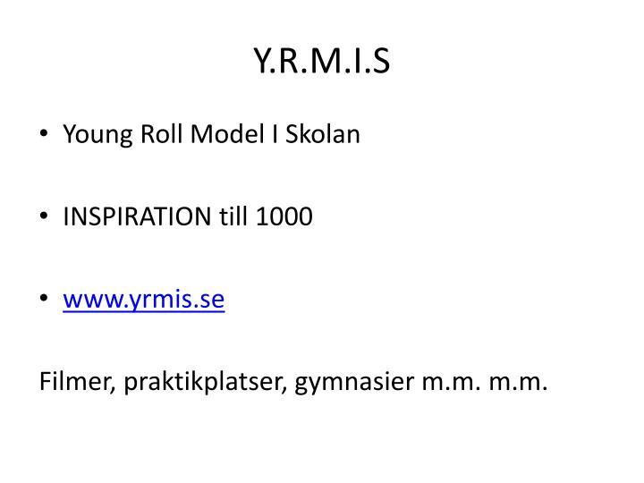 Y.R.M.I.S