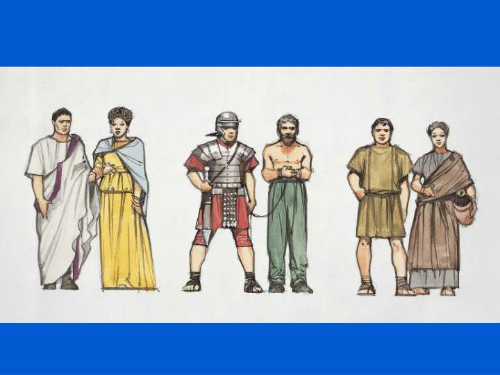 The gov t of rome rome was divided into two groups or orders