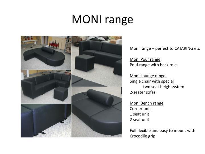 MONI range