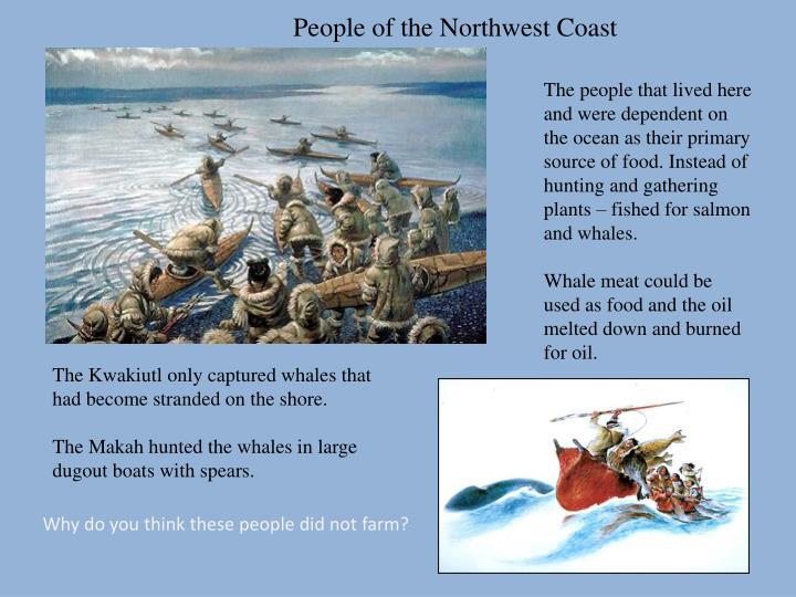 People of the Northwest Coast