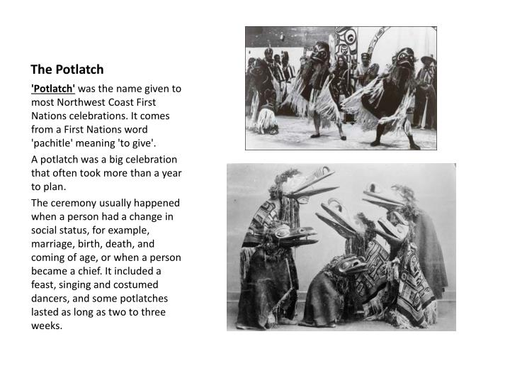 The Potlatch