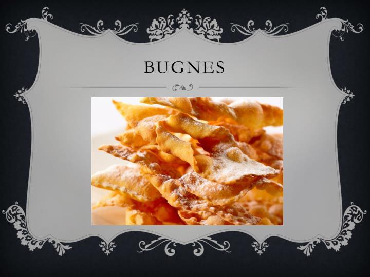 Bugnes