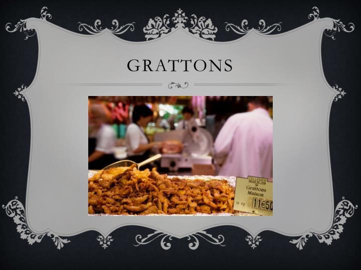 Grattons