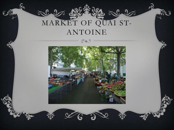 Market of