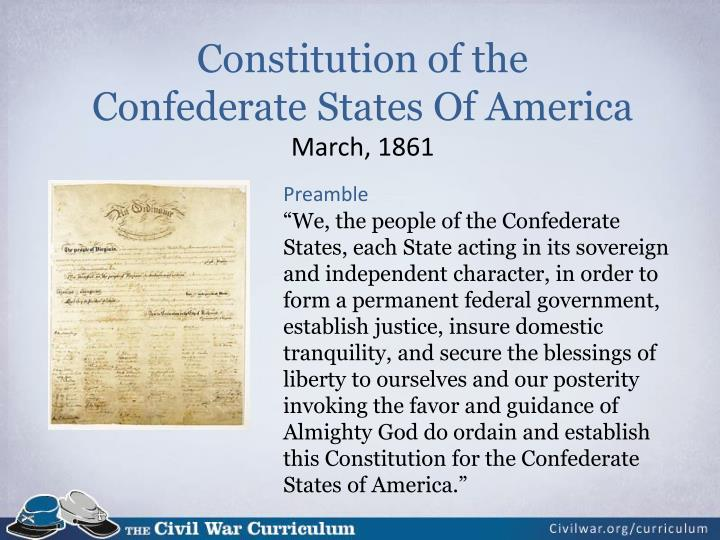 Constitution of the
