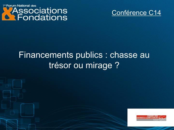 Conférence C14