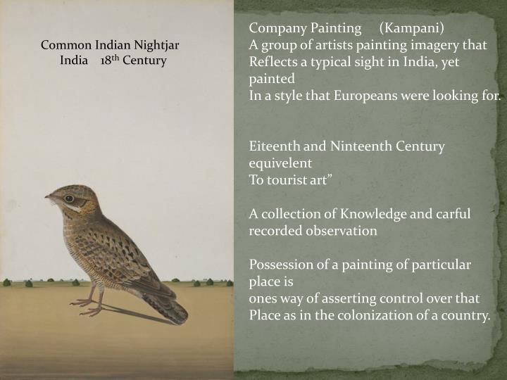 Company Painting     (
