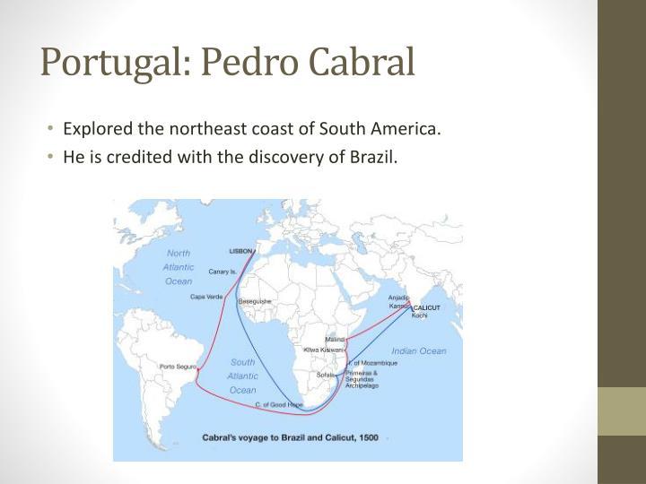 Portugal: Pedro Cabral
