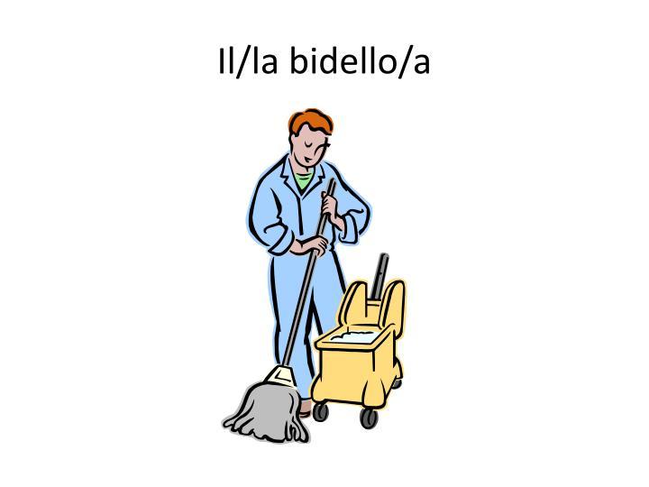 Il/la