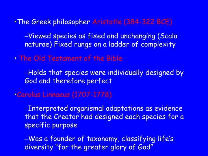 The Greek philosopher