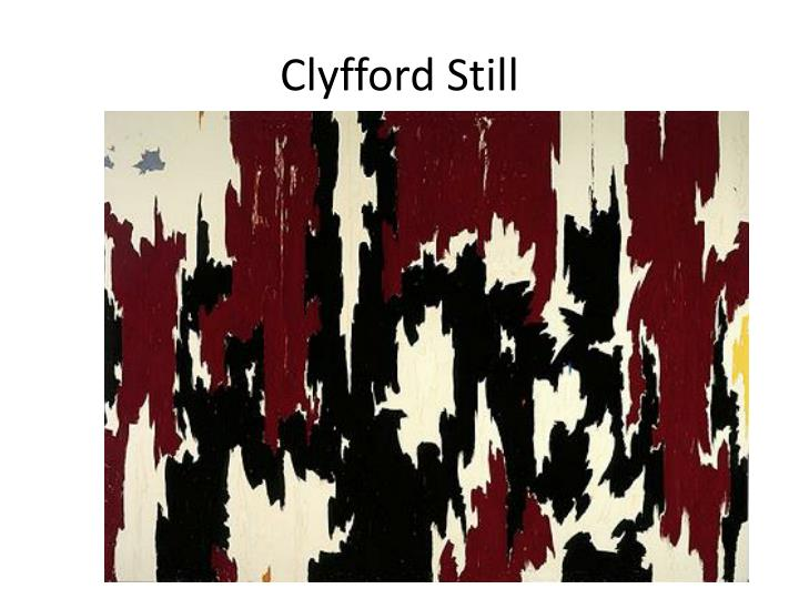 Clyfford