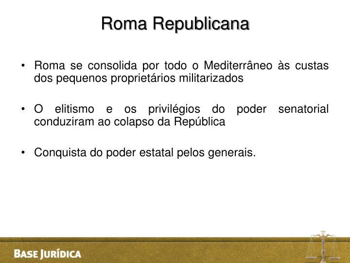 Roma Republicana