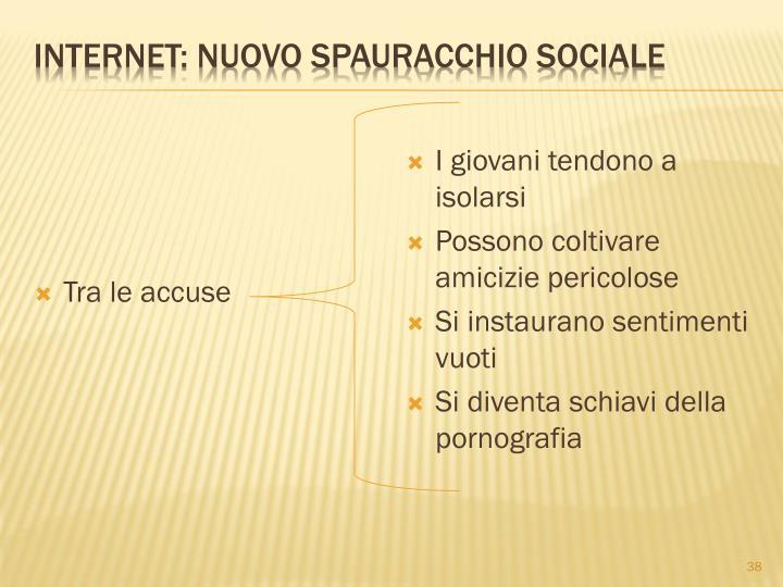 Internet: nuovo spauracchio sociale