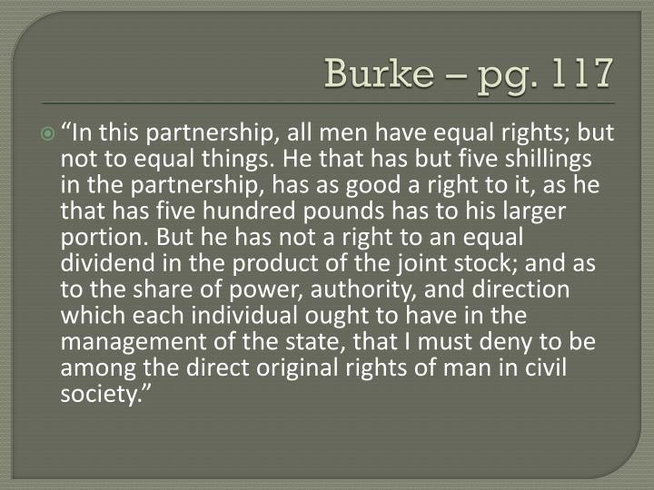 Burke – pg. 117