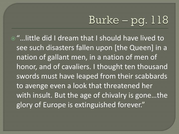 Burke – pg. 118