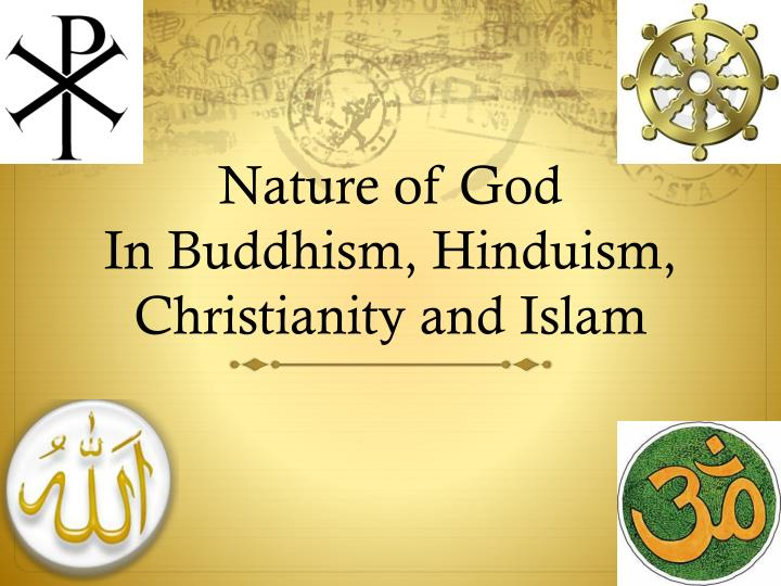 compare buddhism and christianity essay